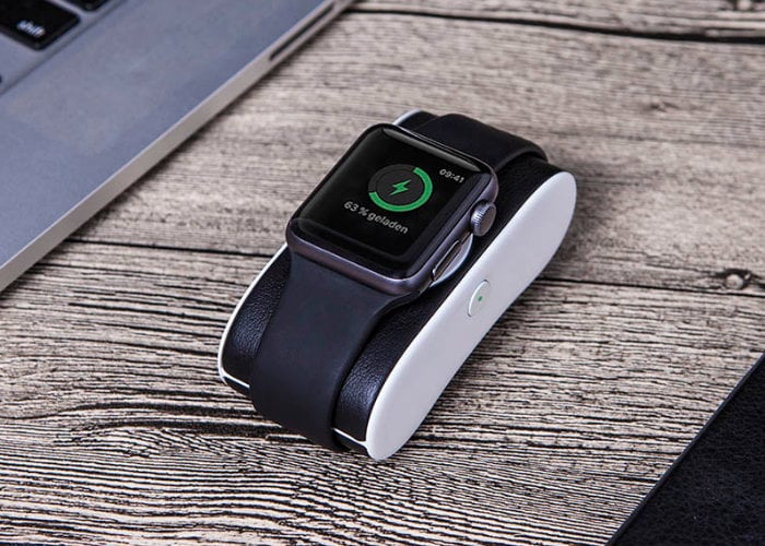 OPSO portable Apple Watch charger