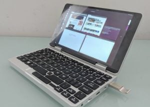 One Mix 2S Yoga mini laptop