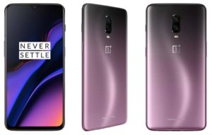 Thunder Purple OnePlus 6T headed to the US and UK