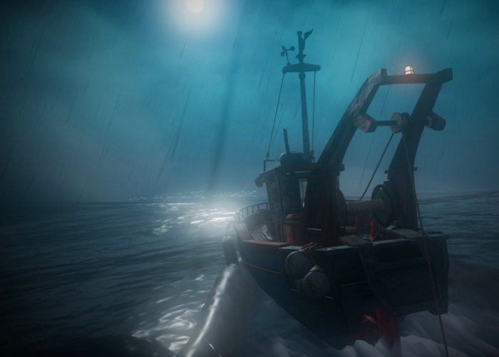 PSVR puzzler Fisherman's Tale