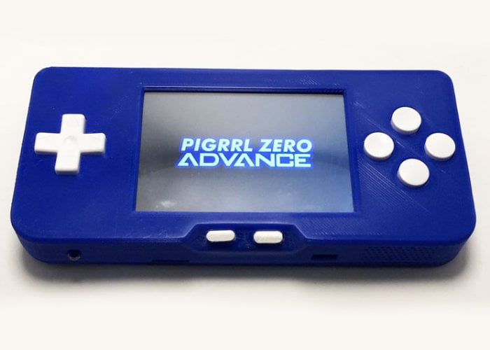 PiGRRL Zero Advance