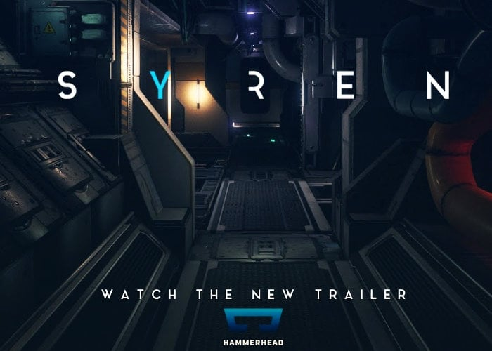PlayStation VR Syren gameplay