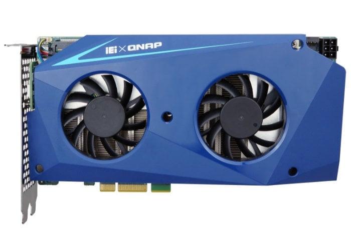 QNAP Mustang-200 computing accelerator card