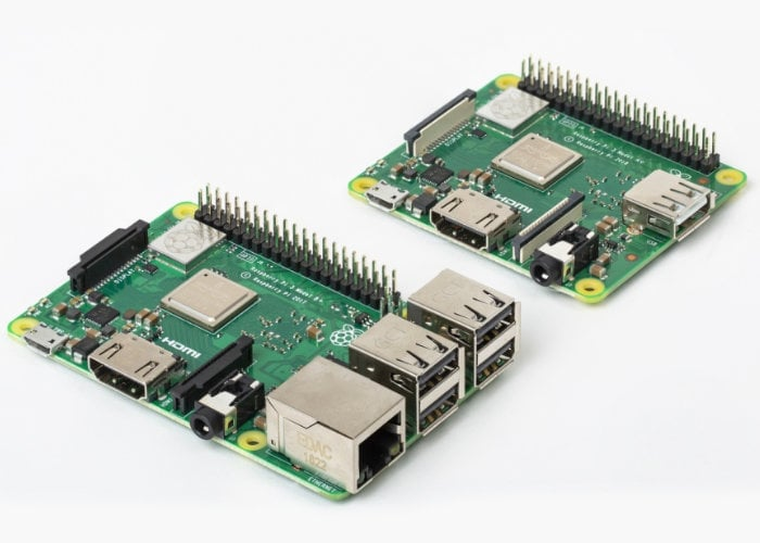 Raspberry Pi 3 Model A+ discussed by Eben Upton