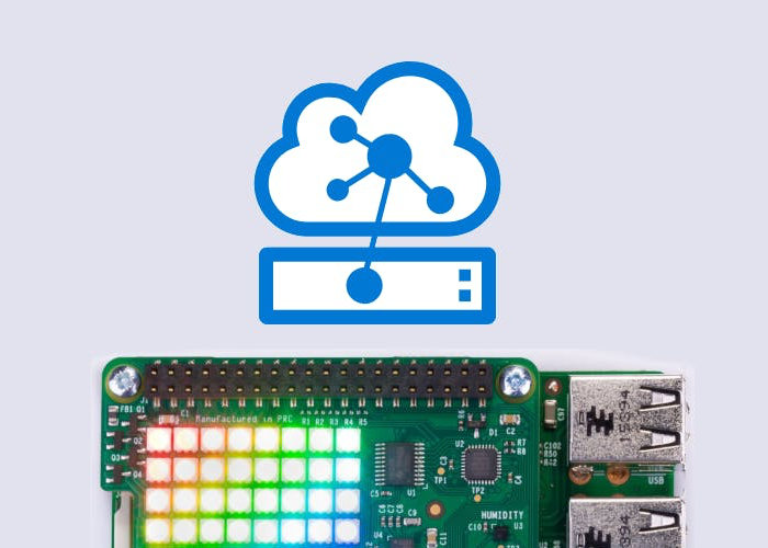 Raspberry Pi Azure IOT Edge with SenseHat introduction - Geeky Gadgets