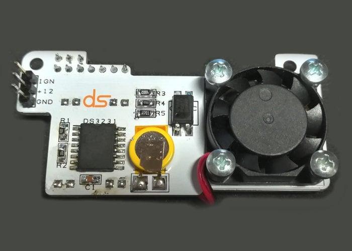 Raspberry Pi programmable power board