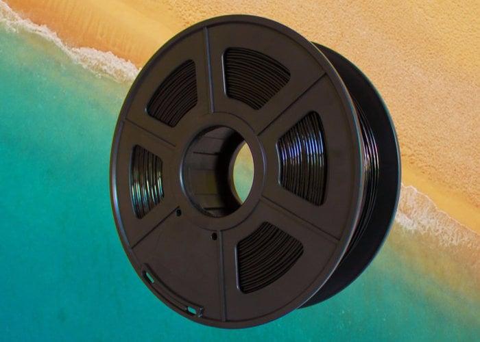 Recycled Ocean Plastic 3D printing filament