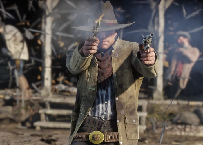 Red Dead Redemption 2 Collectibles Map Can Help You Get 100% Completion