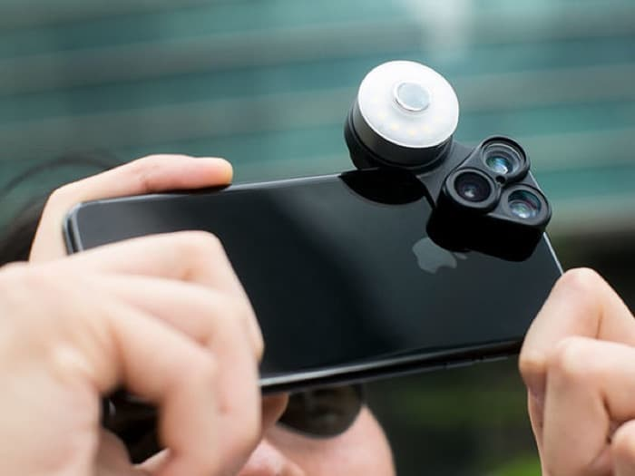 RevolCam The Multi-Lens Photo Revolution for Smartphones
