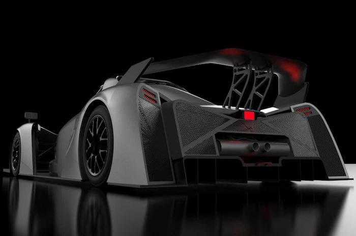 Revolution Race Cars