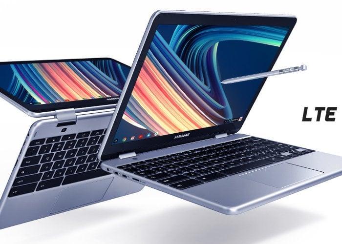 Samsung LTE Chromebook Plus