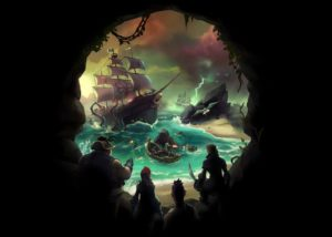 X018 Sea of Thieves PVP Arena announced by Microsoft