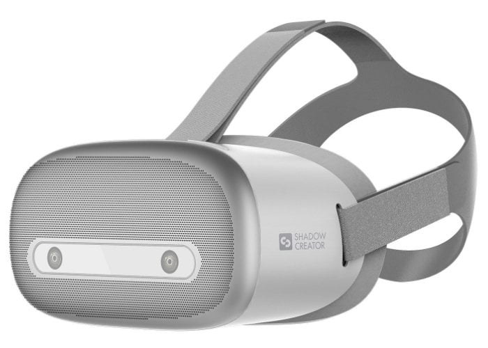 Shadow VR headset offers 6DoF tracking