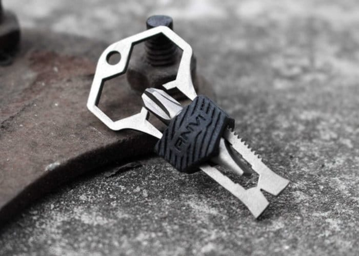 Skey3.0 lightweight titanium multitool