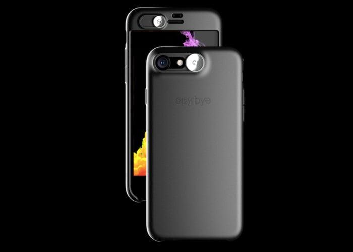 SpyBye privacy smartphone case