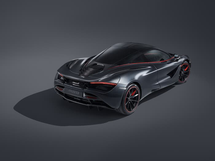 Stealth McLaren 720S