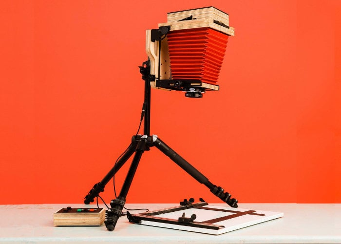 The Intrepid Enlarger for DIY analogue photography