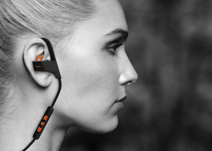 V-Moda Bassfit wireless sports earphones