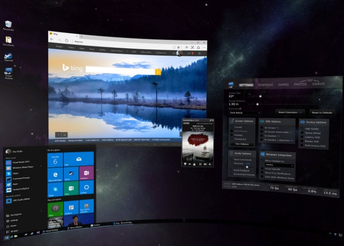 VR Virtual Desktop
