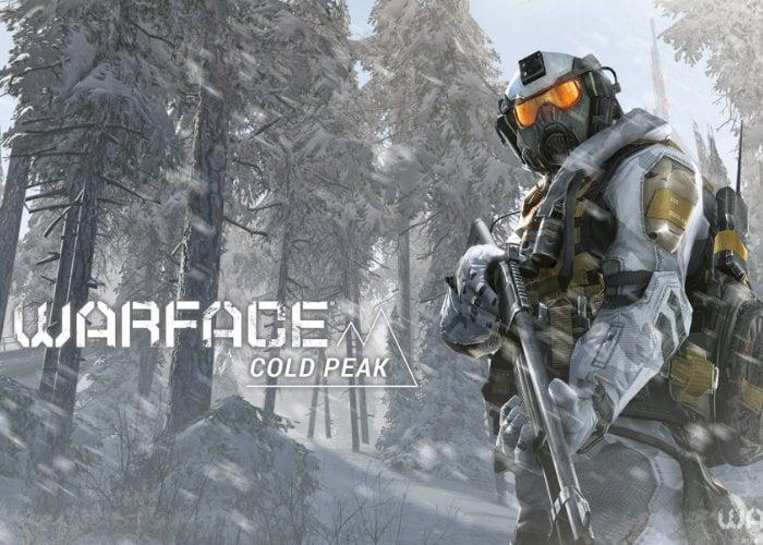 Warface Cold Peak