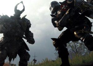Warhammer Vermintide 2 PS4 Beta