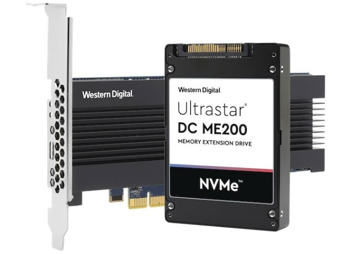Western Digital Ultrastar Memory Drive