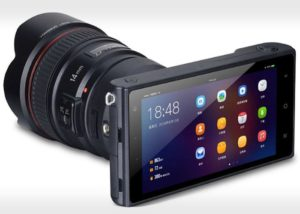Yongnuo YN450 Android mirrorless camera