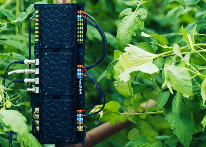 AquaShield advanced smart aquaponics and hydroponics system controller