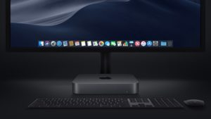 Here is the new Apple Mac Mini in action (Video)