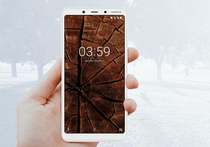 Nokia 3.1 Plus l