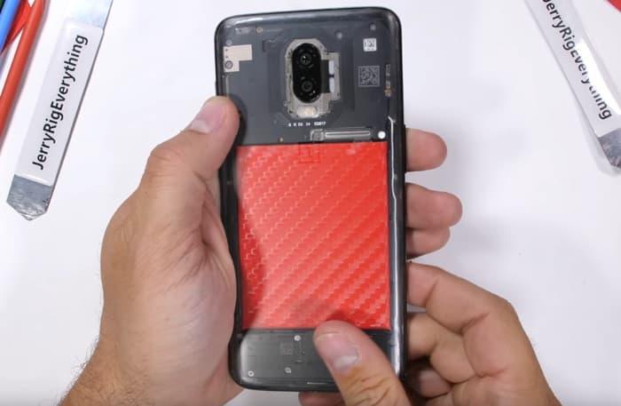 Transparent OnePlus 6T