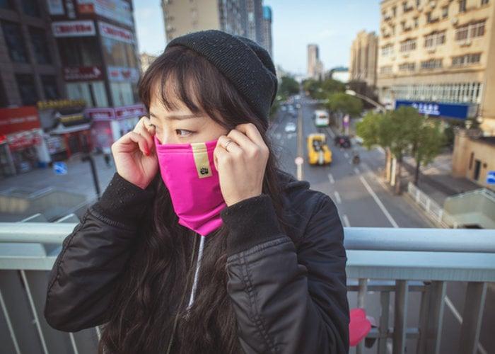 smog scarf