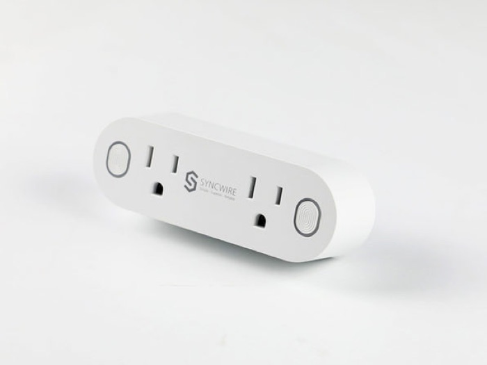 2-in-1 Smart Plug with Alexa, Google & IFTTT, save 13%