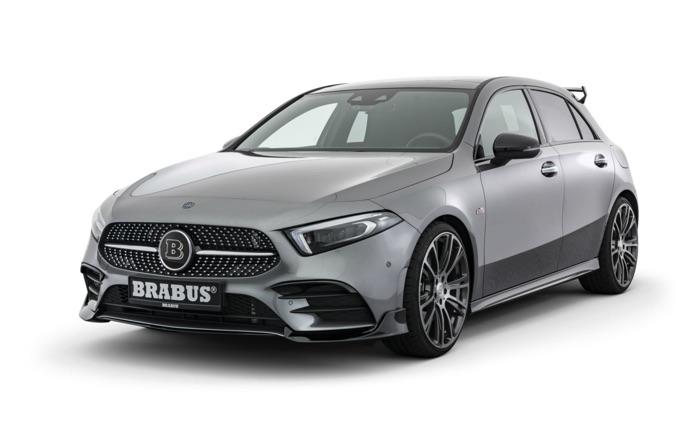 2019 Brabus Mercedes A Class