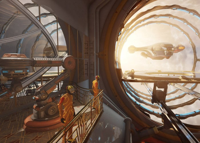 3DMark Port Royal benchmark suite