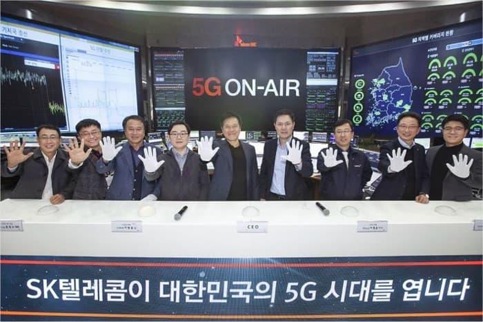 5G video call