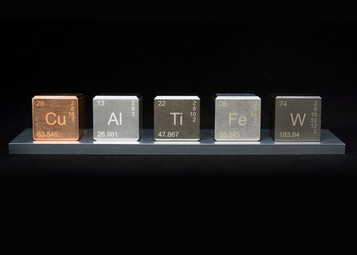 7 Periodic Element Blocks