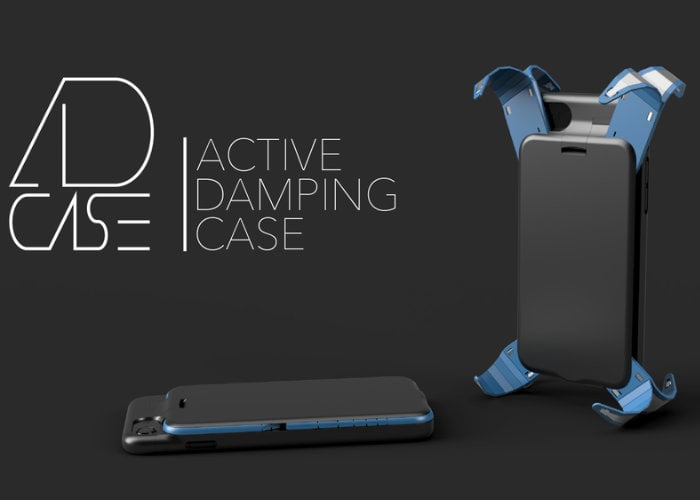 ADcase smartphone case with smart protection
