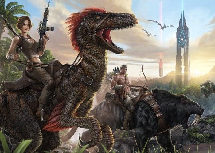 Ark Survival Evolved performance on Nintendo Switch