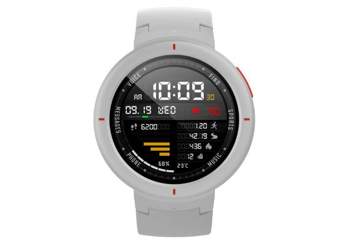 Amazfit Verge fitness tracker