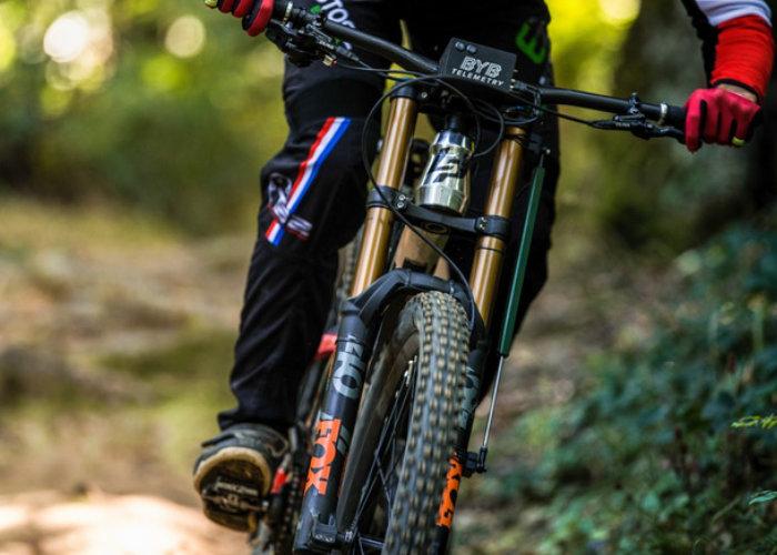 BYB Telemetry mountain bike suspension monitor