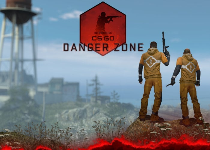 Valve makes 'Counter-Strike: GO' free and adds battle royale