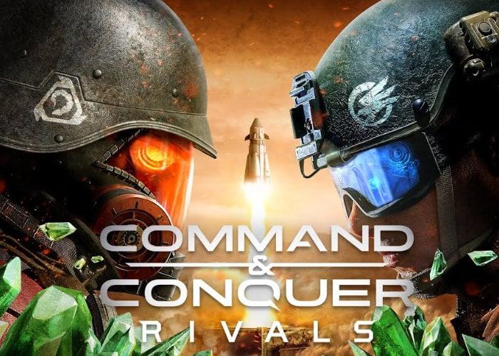 Command & Conquer: Rivals
