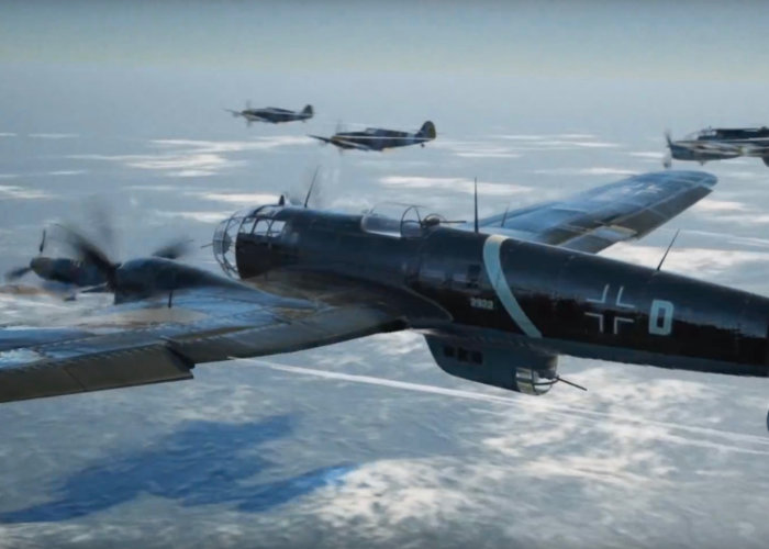 Dogfighter WW2 Battle Royale mode teased