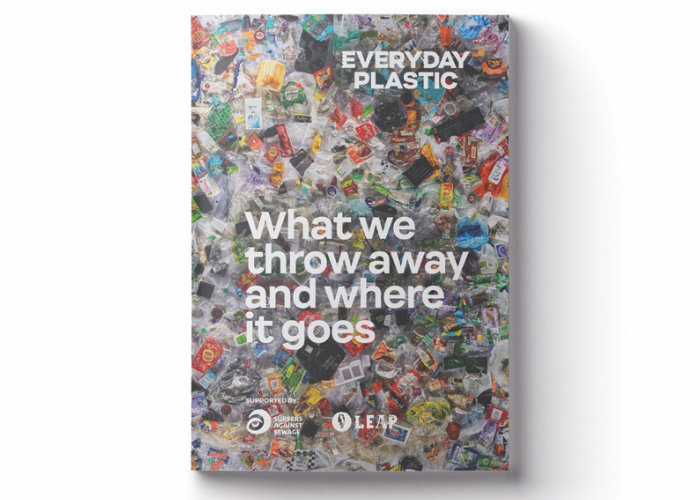 Everyday Plastic report follows the path of plastic