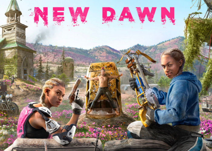 Far Cry New Dawn Looks Like a Far Cry 5 Sequel