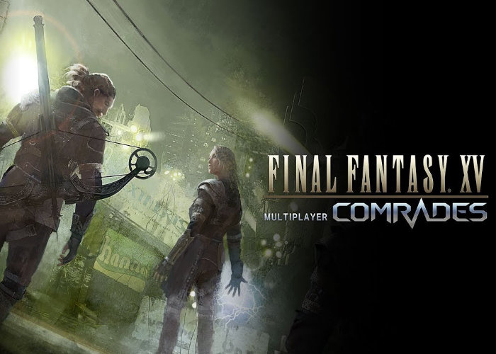Final Fantasy XV Multiplayer Comrades