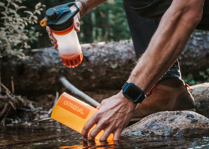 GEOPRESS water purifier