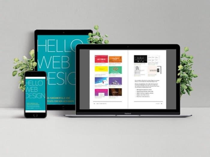 Hello Web Books Coding Instruction
