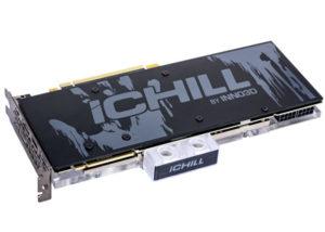 Inno3D iChill Frostbite GeForce RTX 20 series introduced
